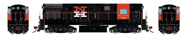 Rapido Ho Scale Fairbanks Morse H16-44 New Haven DCC & Sound *Reservation*