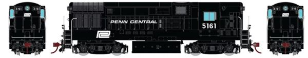 Rapido Ho Scale Fairbanks Morse H16-44 Penn Central DCC & Sound *Reservation*