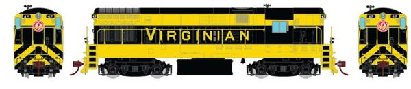 Rapido Ho Scale Fairbanks Morse H16-44 Virginian Railroad DCC Ready *Reservation*