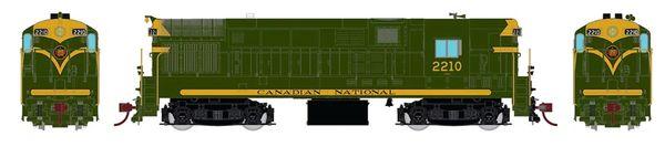 Rapido Ho Scale Fairbanks Morse H16-44 Canadian National CNR DCC & Sound *Reservation*