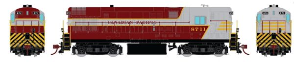 Rapido Ho Scale Fairbanks Morse H16-44 Canadian Pacific (Block) CPR DCC & Sound *Reservation*