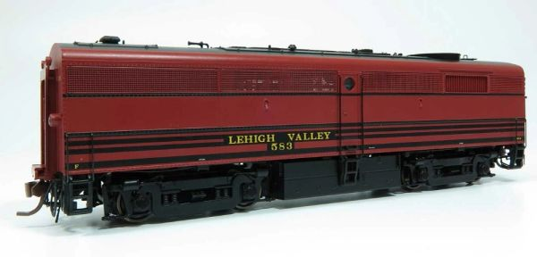 Rapido Ho Scale FPB-2 Lehigh Valley (Delivery) DCC & Sound