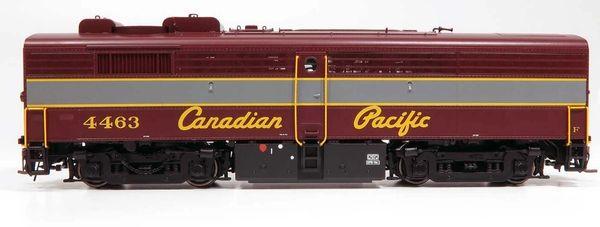 Rapido Ho Scale FPB-2 Canadian Pacific (Script Lettering) DCC & Sound