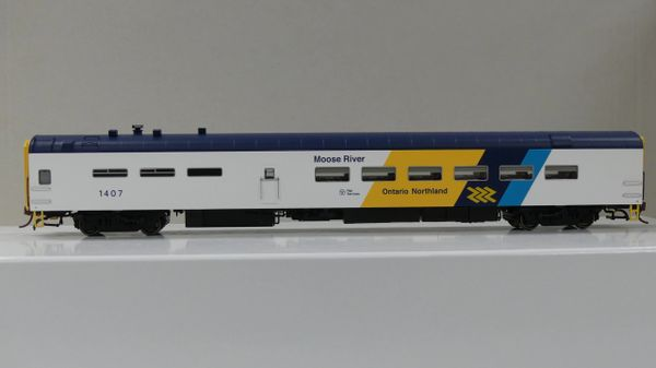 Rapido Ho Scale Pullman Standard Ontario Northland Dining Car