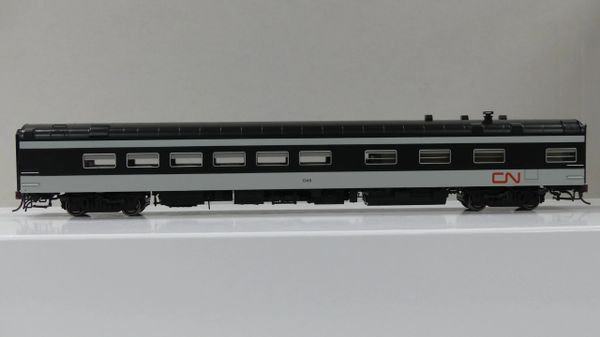 Rapido Ho Scale Pullman Standard CN (1961 Scheme) Dining Car