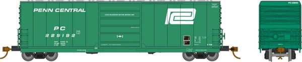 Rapido HO Scale X72A Boxcar Penn Central w/ Large Logo (6 Pack) *Reservation*