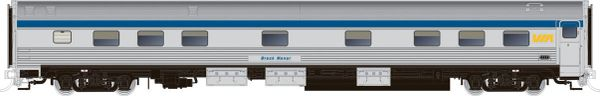 Rapido HO Scale Budd Manor Sleeper Via Rail Canada Original *Reservation*
