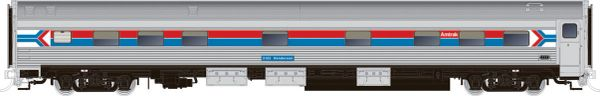 Rapido HO Scale Budd Manor Sleeper Amtrak *Reservation*