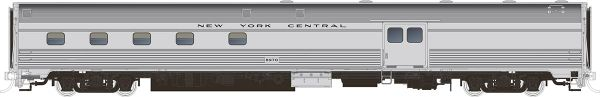 Rapido HO Scale Budd Baggage-Dorm New York Central *Reservation*
