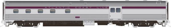 Rapido HO Scale Budd Baggage-Dorm Atlantic Coast Lines *Reservation*