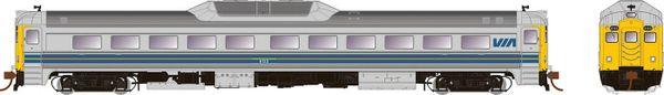Rapido HO Scale RDC-1 Via Rail Early W/Ditchlights DCC & Sound