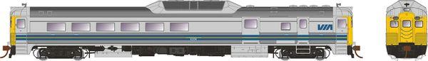 Rapido HO Scale RDC-3 Via Rail Early DCC & Sound