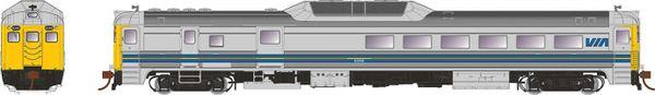 Rapido HO Scale RDC-3 Via Rail Early DCC Ready