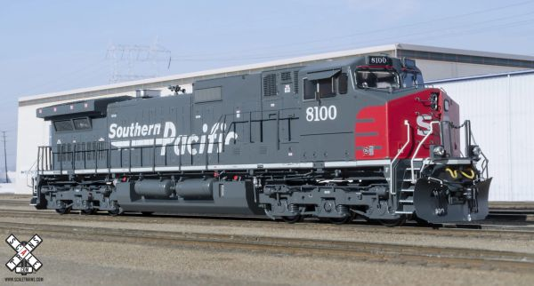 Scaletrains Rivet Counter Ho Scale Southern C44-9W DCC & Sound