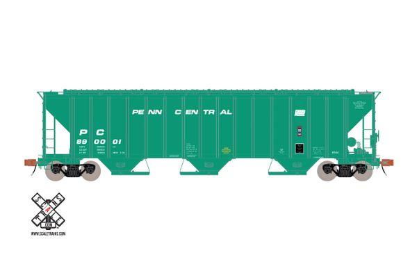 Scaletrains Rivet Counter Ho Scale Penn Central PS-2CD 4785cf Covered Hopper
