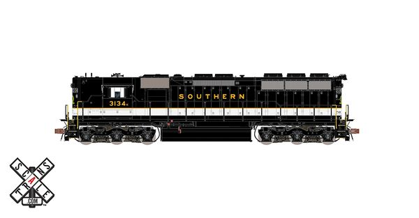 Scaletrains Rivet Counter Ho Scale SD45 Southern/Dulux Lettering DCC & Sound *Reservation*