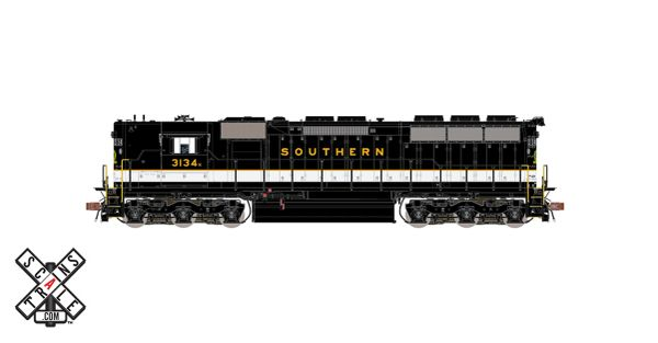 Scaletrains Rivet Counter Ho Scale SD45 Southern/Dulux Lettering DCC Ready *Reservation*