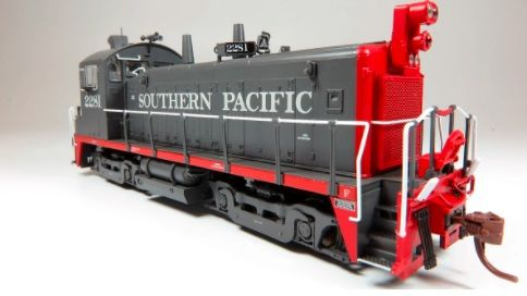 Rapido Ho Scale SW1200 Southern Pacific DCC Ready