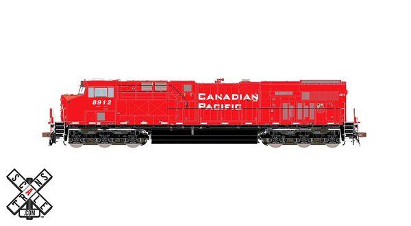 Scaletrains Rivet Counter Ho Scale ES44 Canadian Pacific DCC & Sound *Reservation*
