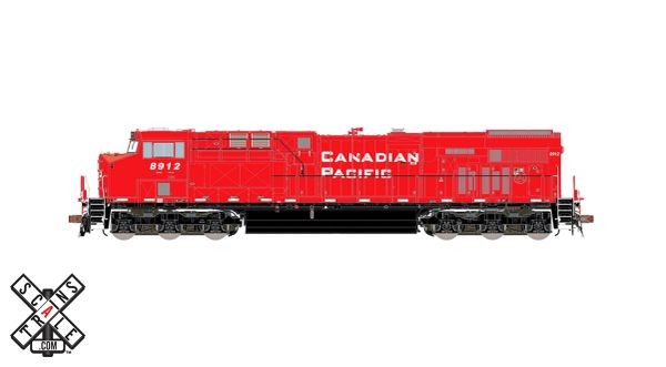 Scaletrains Rivet Counter Ho Scale ES44 Canadian Pacific DCC Ready *Reservation*