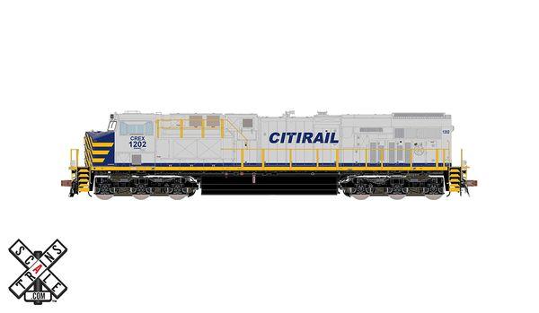 Scaletrains Rivet Counter Ho Scale ES44 Citirail DCC & Sound *Reservation*