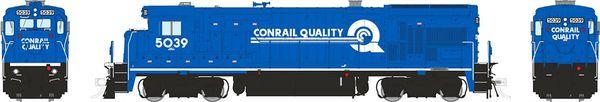"Rapido HO Scale GE B36-7 Conrail ""Quality"" DCC & Sound"
