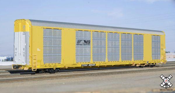 Scaletrains Operator (2nd Run) Ho Scale Gunderson Multi-Max Autorack Norfolk Southern