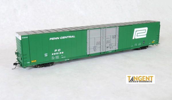 "Tangent Scale Models Ho Scale PC ""Original 1968"" Greenville 86′ Double Plug Door Box Car"