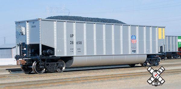 Scaletrains Ho Scale Operator Bethgon Coal Gondola, Union Pacific