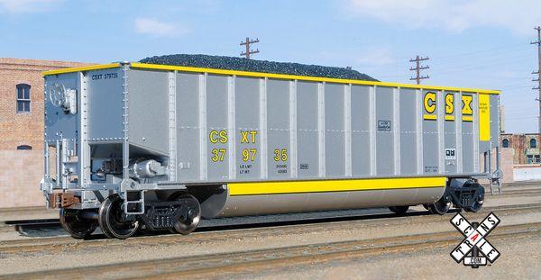 Scaletrains Ho Scale Operator Bethgon Coal Gondola, CSX