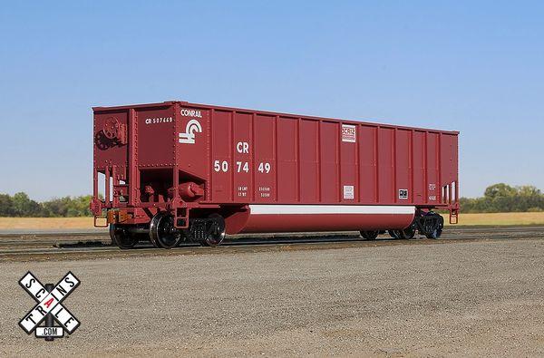 Scaletrains Ho Scale Operator Bethgon Coal Gondola, Conrail