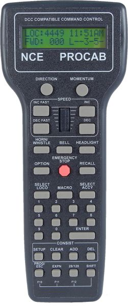 NCE Procab R Wireless