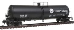 Walthers Proto HO Scale HO Scale 54' Corn Products #1981 23,000-Gallon Funnel-Flow Tank Car