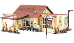 Woodland Scenics Sonny's Super Service Building Kit