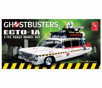 AMT 1/25 Scale Ghostbusters Ecto-1A