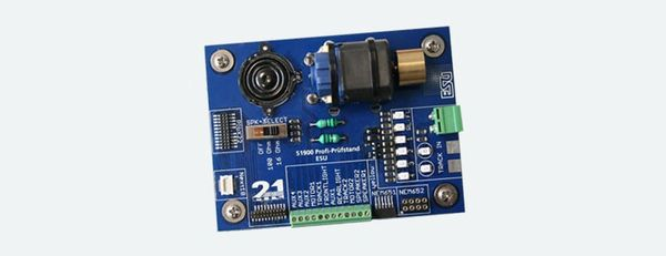 ESU Loksound Decoder Tester