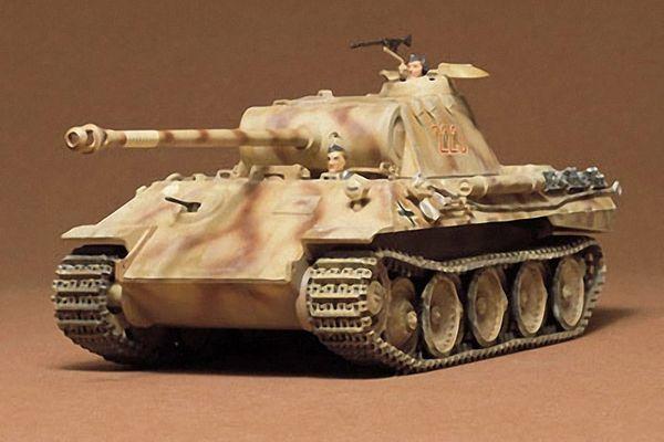 Tamiya 1:35 Scale German Panther Ausf. A. Tank