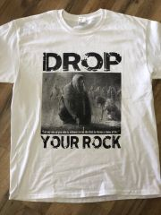 DROP YOUR ROCK TEE : John 8
