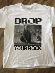 DROP YOUR ROCK TEE : John 8