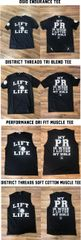 LIFT TO LIFE - MY PR LIFT IS THE BIBLE!