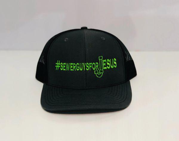 #SEWERGUYSFORJESUS HAT