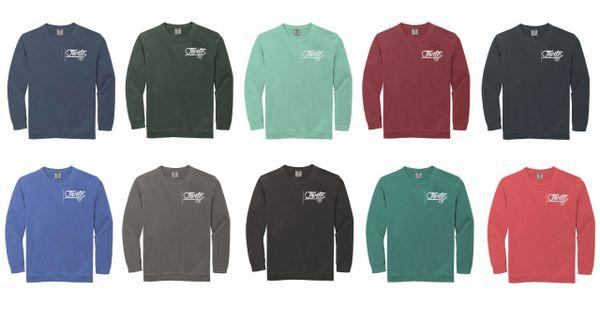 Forte Ring Spun Crewneck Sweatshirt