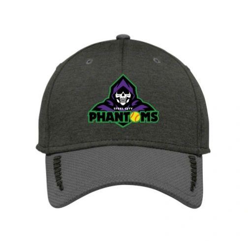 Steel City Phantoms New Era Shadow Colorblock Hat