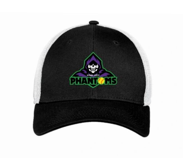 Steel City Phantoms New Era Fitted Hat