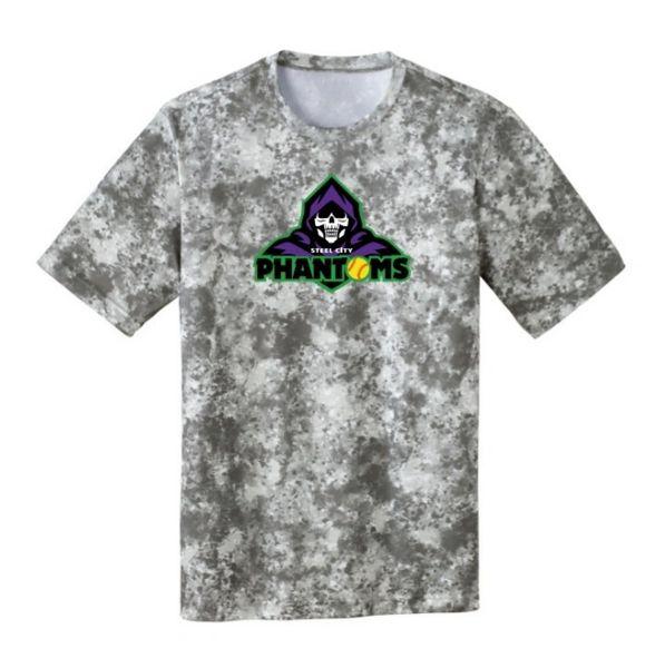 Steel City Phantoms Mineral Freeze Tshirt
