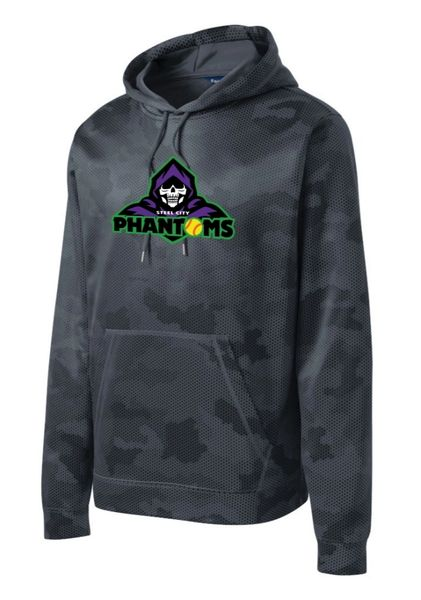Steel City Phantoms CamoHex Hoodie