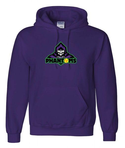 Steel City Phantoms Youth Hoodie