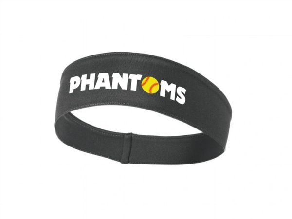 Steel City Phantoms Posi Charge Headband