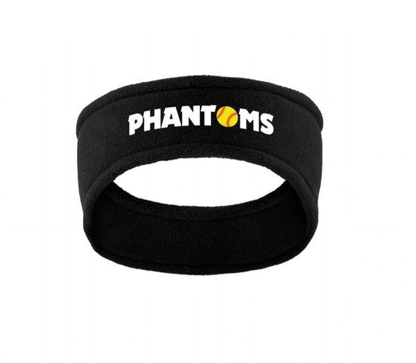 Steel City Phantoms Stretch Fleece Headband