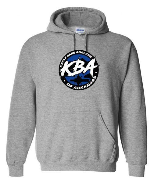 KBA of Arkansas Circle Logo Hoodie